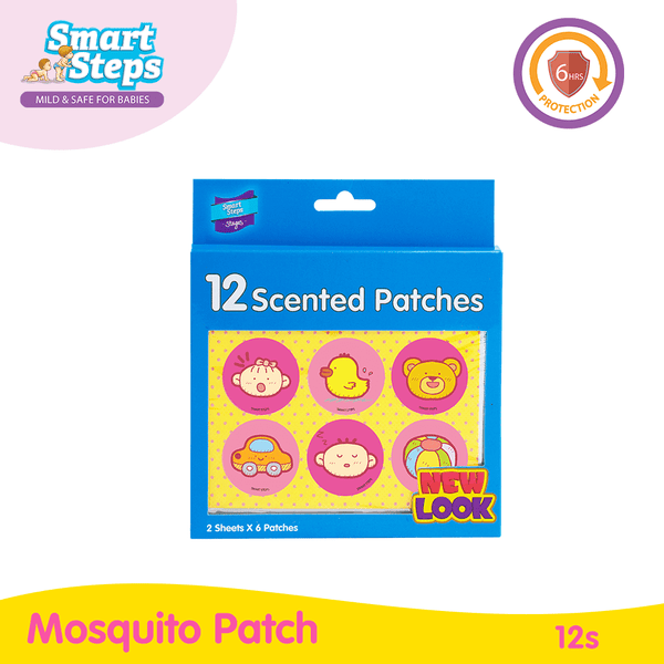 Smart Steps Stages Patches