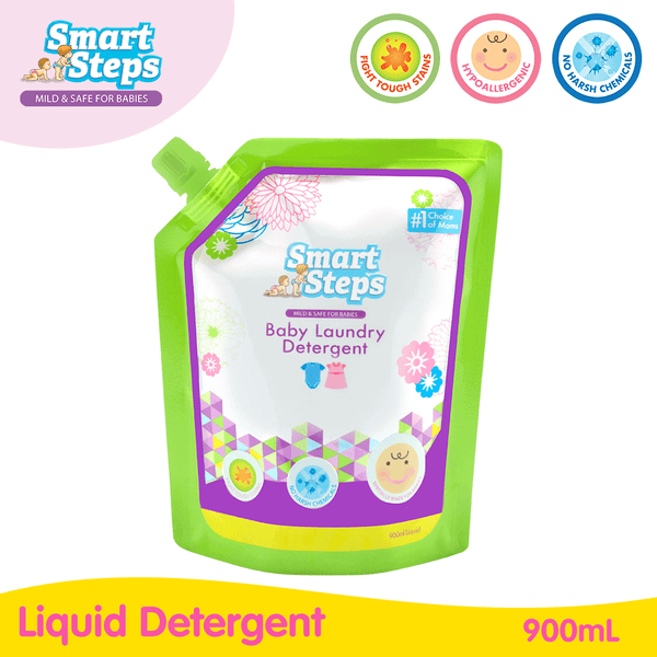 Smart Steps 900 ml Liquid Detergent