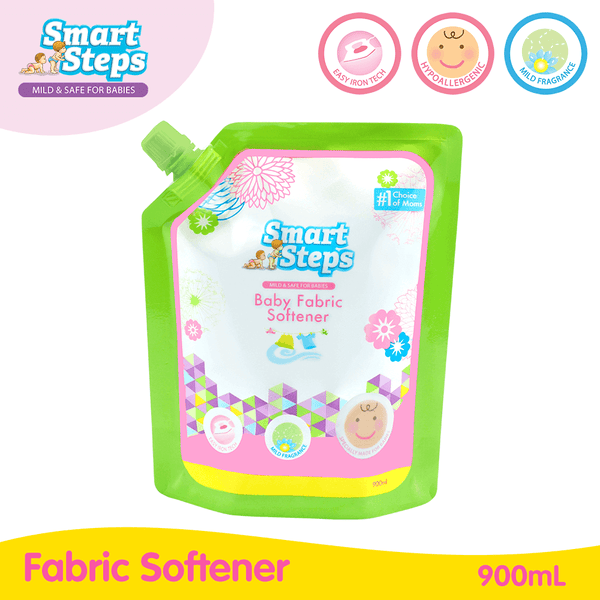 Smart Steps 900 ml Fabric Softener