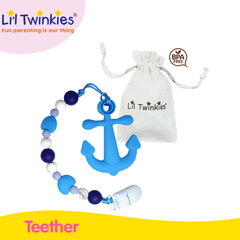 Li'l Twinkies Teether with Clip-on