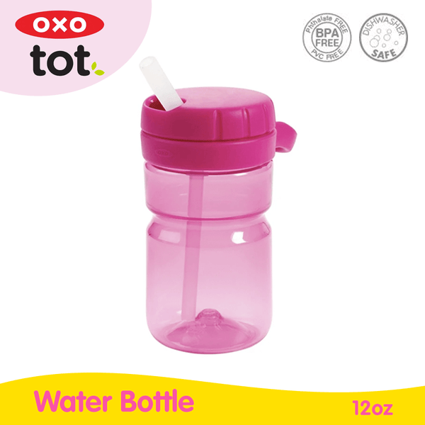 Oxo Tot Twist Top Bottle - Pink