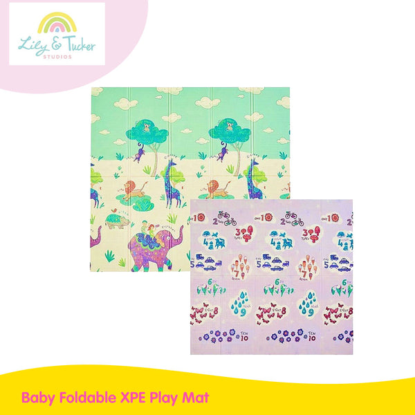 Lily and Tucker Baby Foldable XPE Play Mat