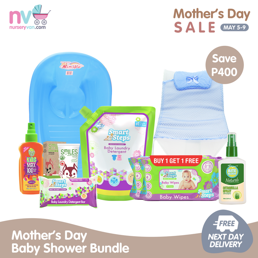 Mother's Day Baby Shower Bundle