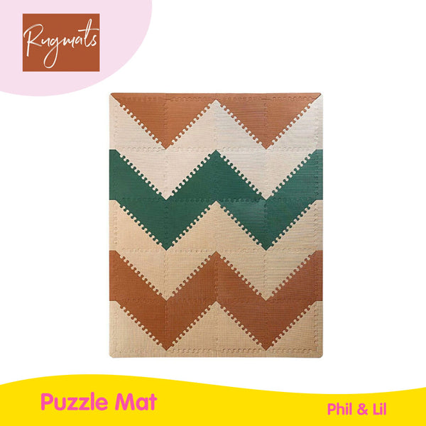 Rugmats Phil & Lil Puzzle Mat