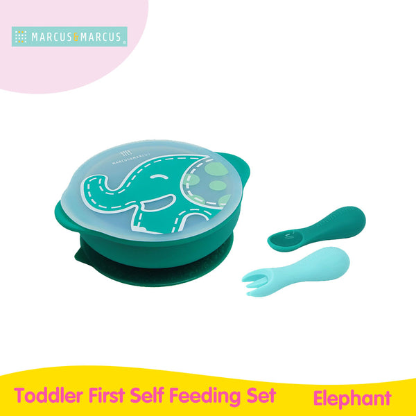 Marcus & Marcus Toddler First Self Feeding Set