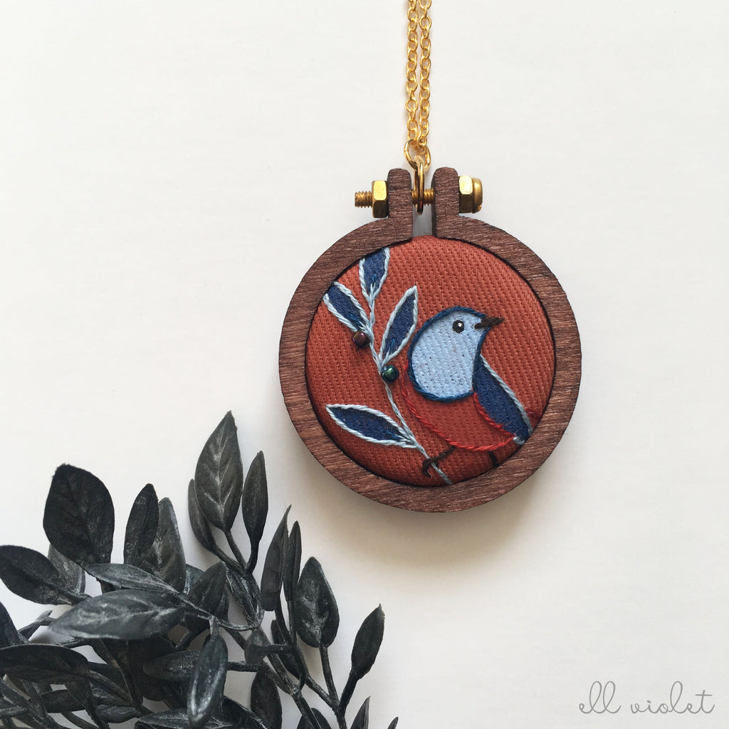 Early Bird Necklace (Pre-Order)