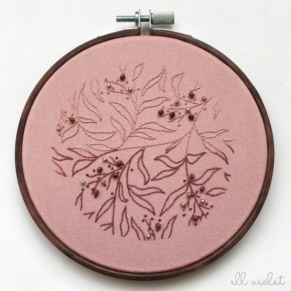 Blush Thicket Wall Hanging (Pre-Order)