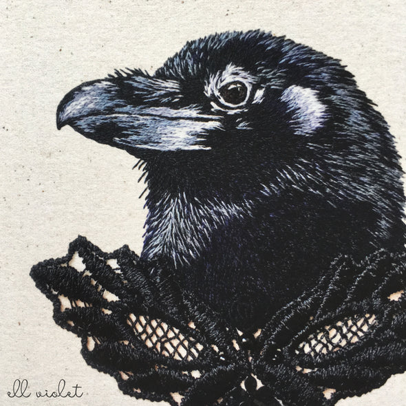 Counting Crows 5x7 Inch Fine Art Giclée Print