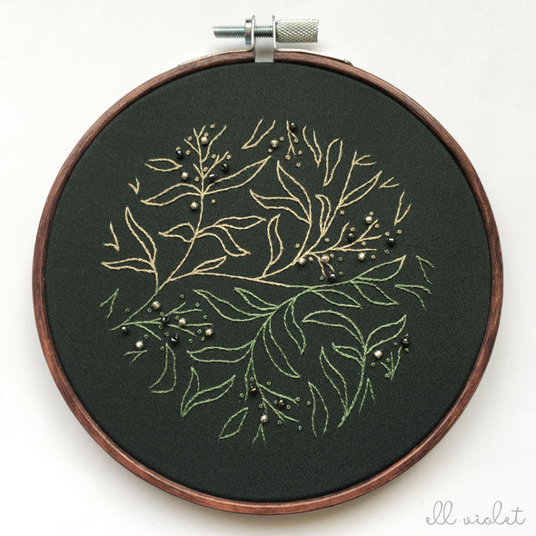 Dark Forest Thicket Wall Hanging (Pre-Order)