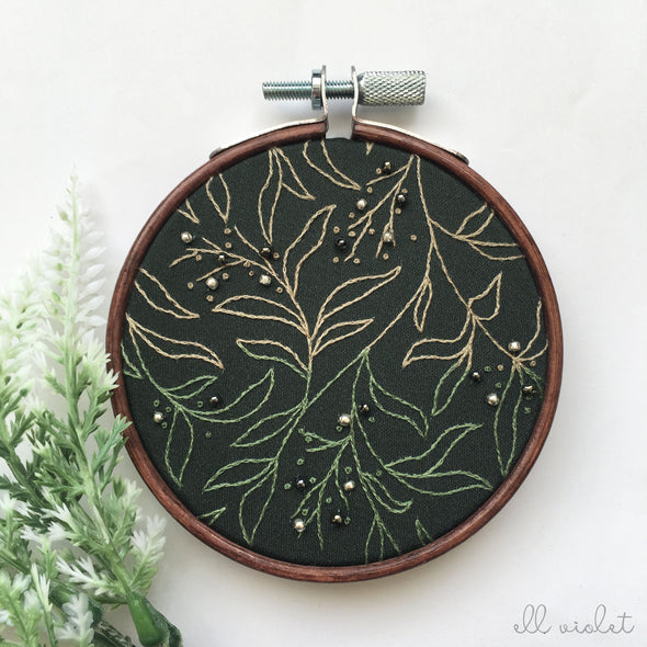 Mini Dark Forest Thicket Wall Hanging (Pre-Order)