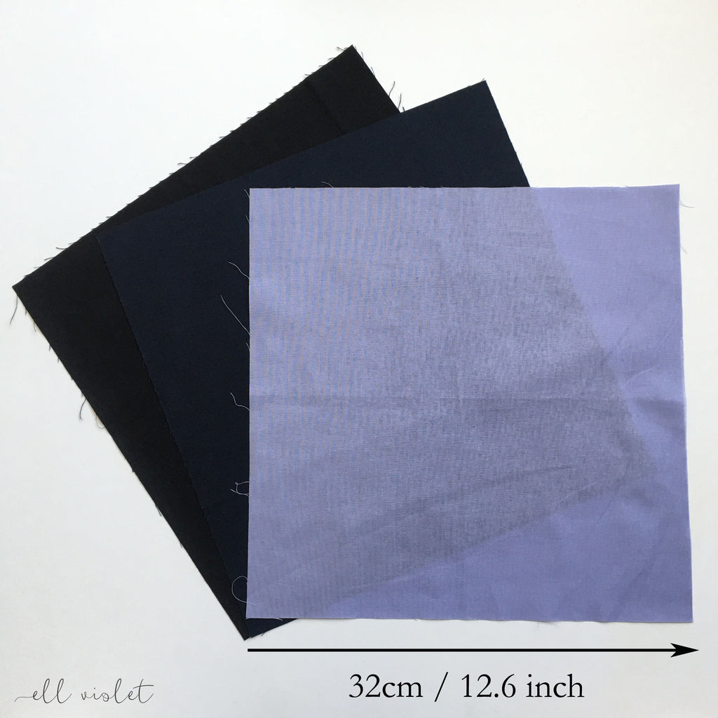 Midnight Fabric Swatch Pack