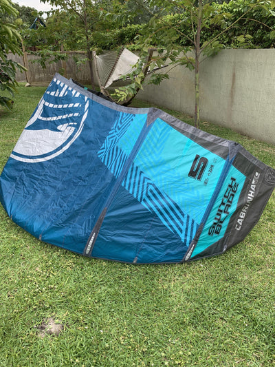 2018 Cabrinha Switchblade (Used) KITES Epic Adventures FL Used 5 meter Blue