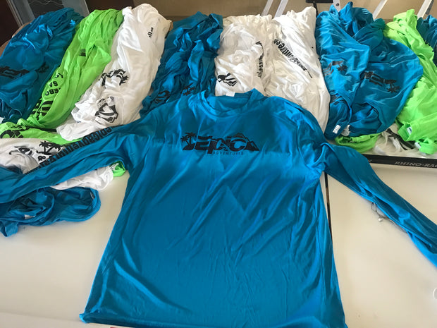 LONG SLEEVE UV RASH GUARD