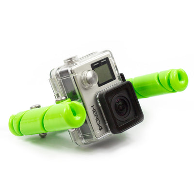 Kiteboarding Action Camera GoPro Line Mount Beast Mount