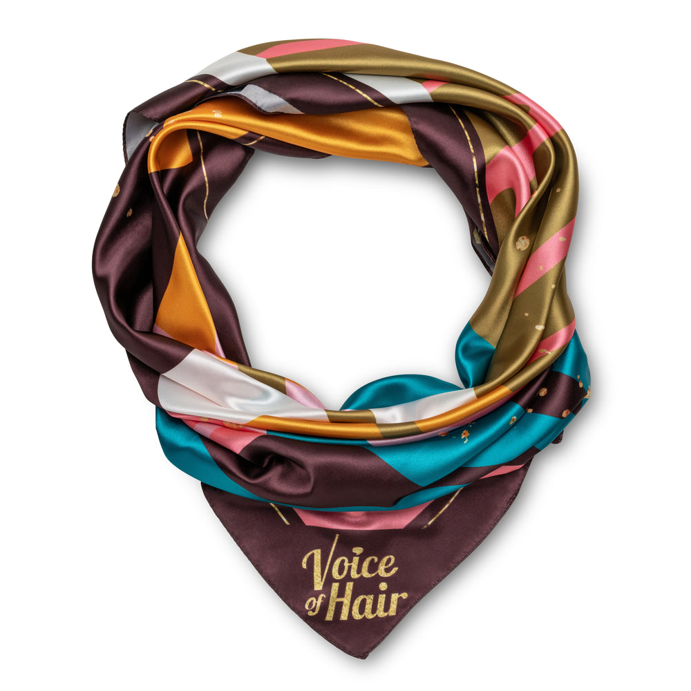 Signature Satin Scarf