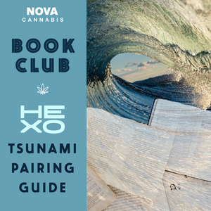 Nova Cannabis Book Club: Recommended Pairings