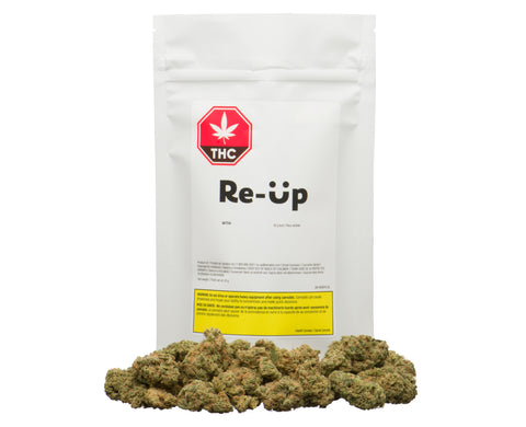 RE-UP SATIVA (S) DRIED - 28G