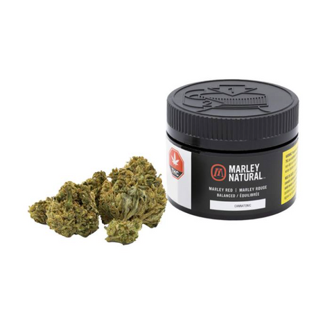 MARLEY NATURAL RED (H) DRIED - 3.5G