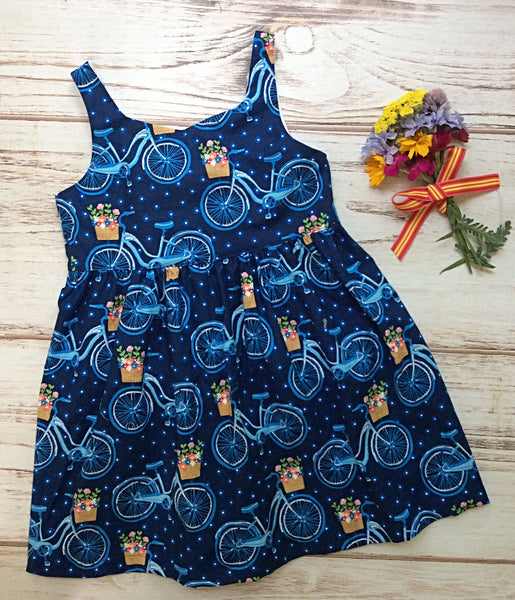 Bicycle Summer Dress