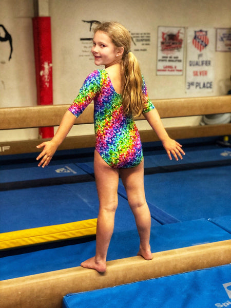 Stained Glass Leotard