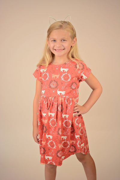 Cats Abbey Dress