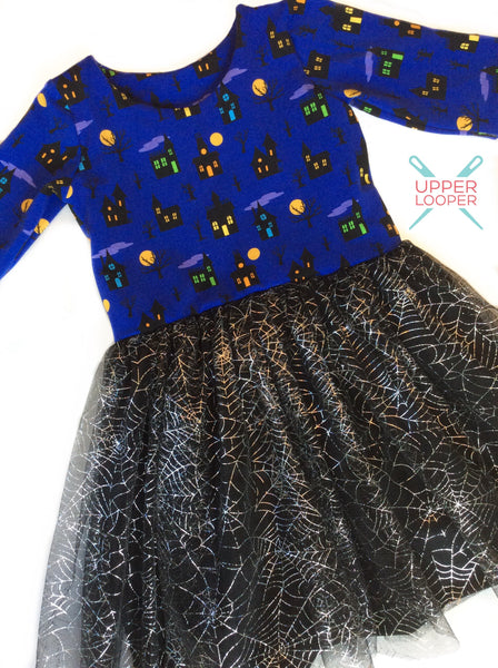 Haunted Houses Tulle dress