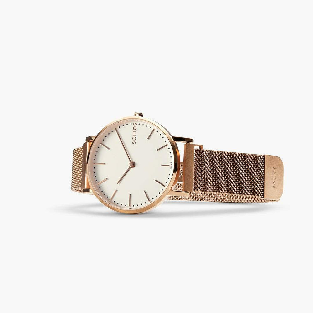 Solios store watch Gamma | Rose-Gold