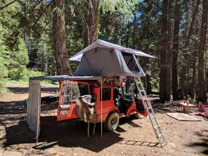 Anza 1400 (2-3 Person) - Top Notch Tents