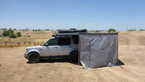 Wraptor 2500 – 270 Degree Vehicle Mounted Awning