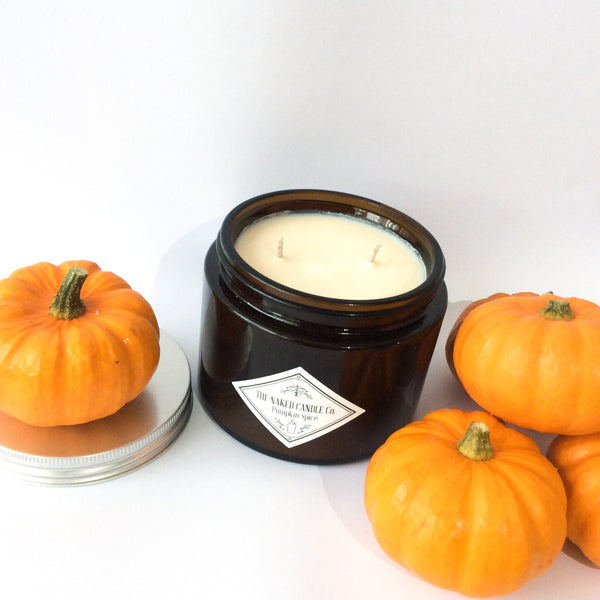 Large Candle - Pumpkin Spice