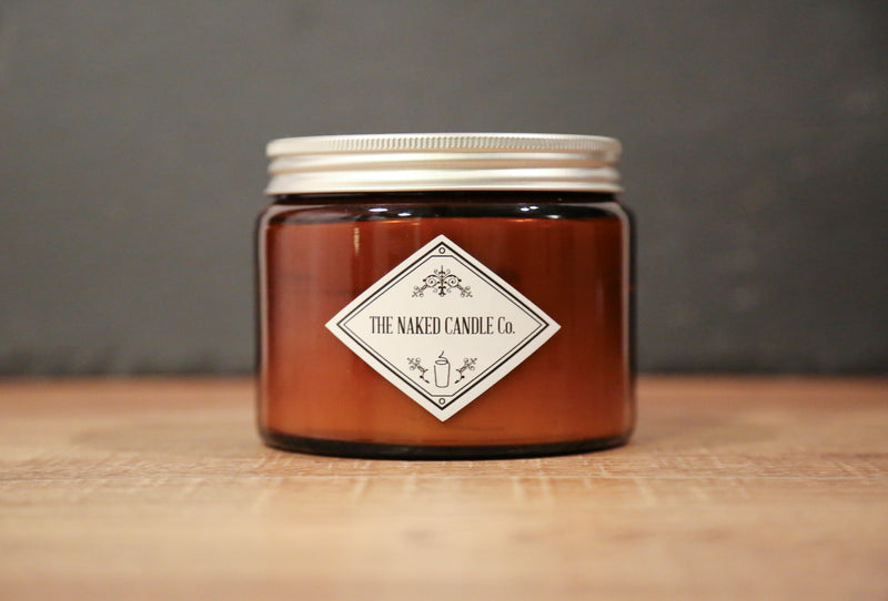 Large Candle - Black Raspberry & Vanilla