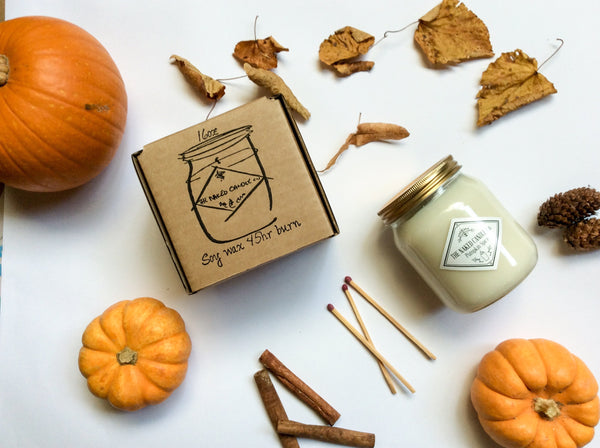Signature Candle - Pumpkin Spice