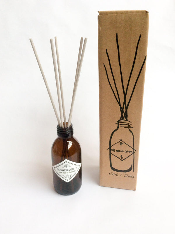 Reed Diffuser - Black Orchid