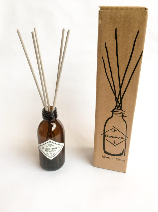 Reed Diffuser - Wild Fig & Cassis