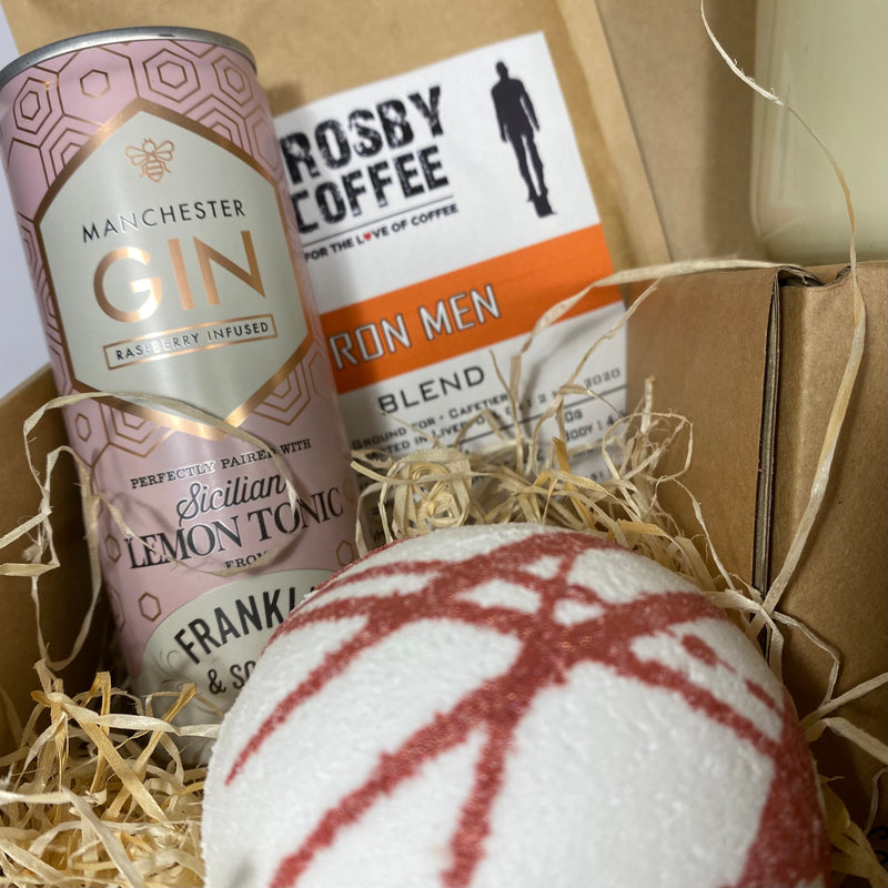 Naked Candle Co & Local Friends - Hamper