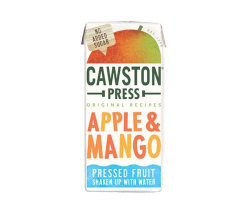 Apple and Mango, Cawston Press (200ml) - Romaine Calm Scotland