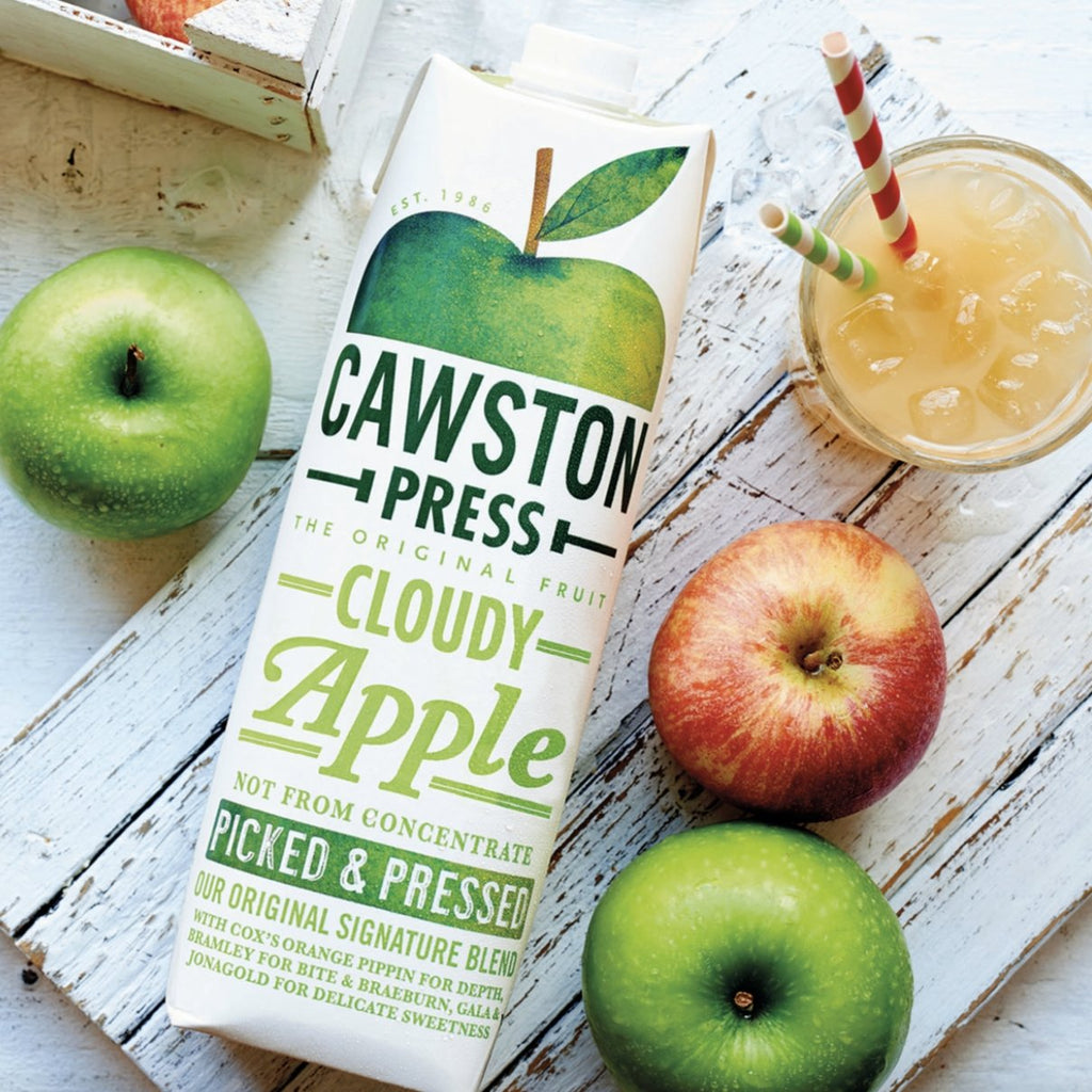 Apple Juice (1 litre) - Romaine Calm Scotland