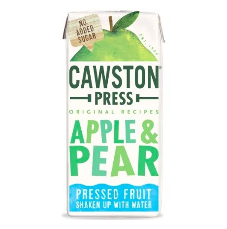 Apple & Pear, Cawston Press (200 ml) - Romaine Calm Scotland
