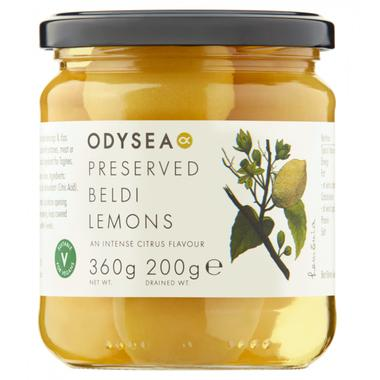 Beldi Preserved Lemons (360g) - Romaine Calm Scotland