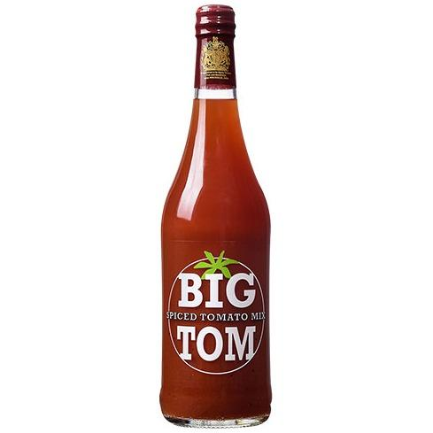 Big Tom Spiced Tomato Mix (750ml) - Romaine Calm Scotland