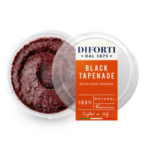 Black Olive Tapenade (160g) - Romaine Calm Scotland