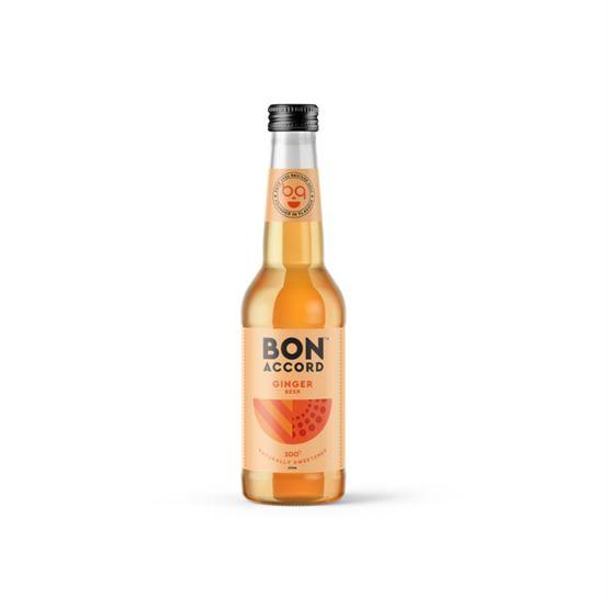 Bon Accord Ginger Beer (275ml) - Romaine Calm Scotland