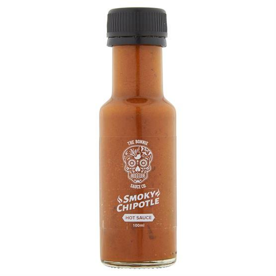 Bonnie Sauce Co. Smoky Chipotle Hot Sauce (100ml) - Romaine Calm Scotland