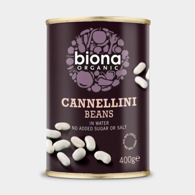 Cannellini Beans (400g) - Romaine Calm Scotland