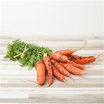 Carrots Dirty (500g) - Romaine Calm Scotland