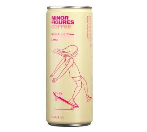 Chai Latte, Minor Figures (200ml) - Romaine Calm Scotland