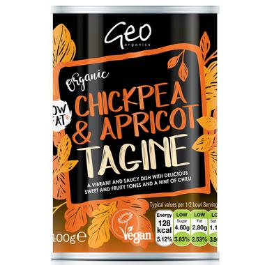 Chickpea & Apricot Tagine (400g) - Romaine Calm Scotland