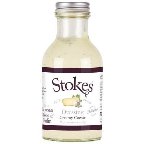Creamy Caesar Dressing (260g) - Romaine Calm Scotland