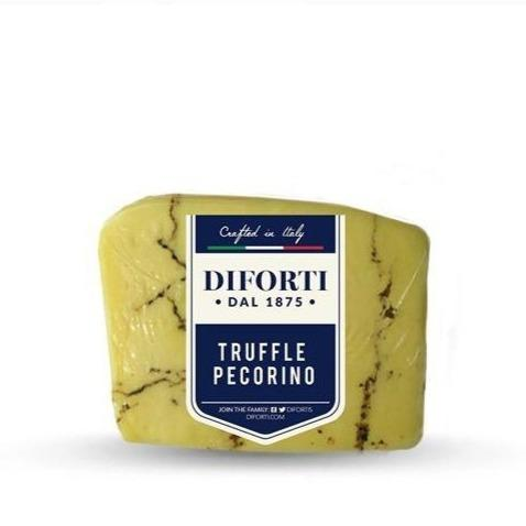 Diforti Pecorino Truffle (100g) - Romaine Calm Scotland