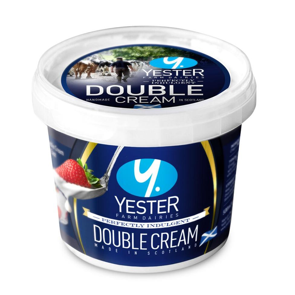 Double Cream - Yester Farm (300ml) - Romaine Calm Scotland